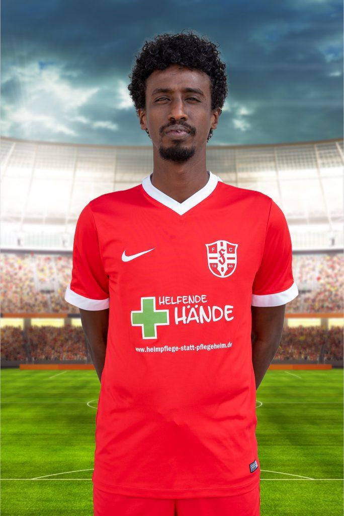 Mohamod, Abdirahman Mohamed